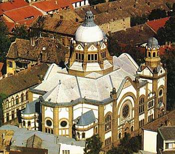 Synagogue in Novi Sad, Vojvodina